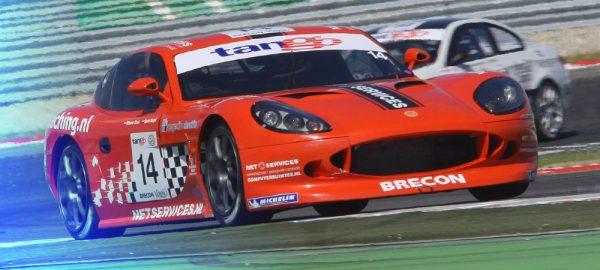 Ginetta Match Racing