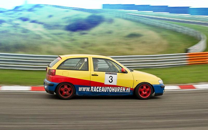 Raceauto Huren